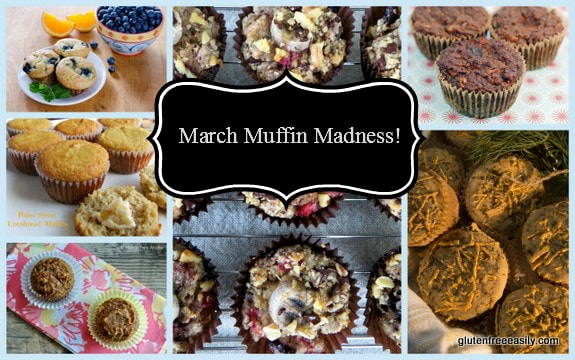 March Muffin Madness Week 2 for GFW