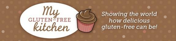 My Gluten-Free Kitchen Header