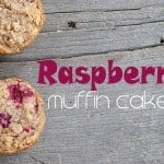 Raspberry Muffin Cakes