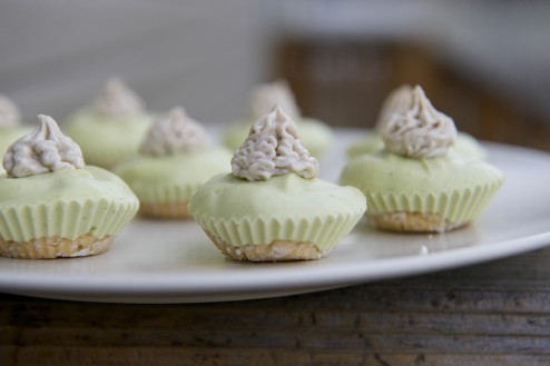 Raw Key Lime Pie from Sweet Healthy Living