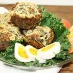 Savory Leek and Potato Brunch Muffins