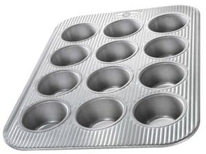 USA Steel 12-Cup Muffin Pan
