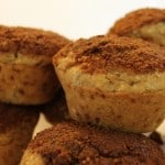 Cinnamon Sugar Donut Muffins from In Johnna's Kitchen. One of many fabulous Gluten-Free Mother's Day Brunch Recipes!