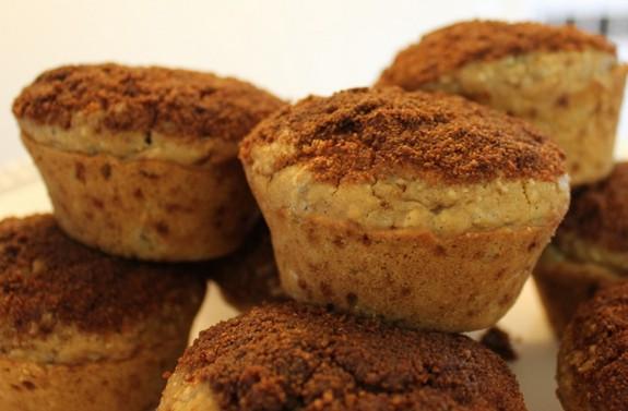 Cinnamon Sugar Donut Muffins from In Johnna's Kitchen