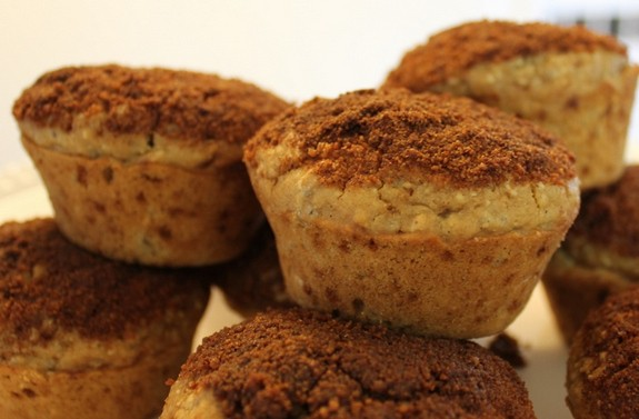 Cinnamon Sugar Donut Muffins from In Johnna's Kitchen