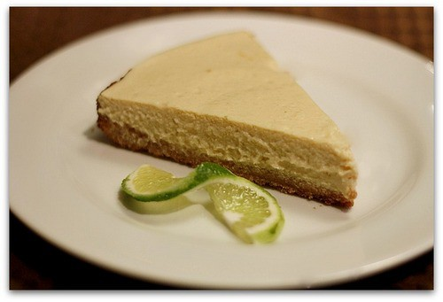 Gluten-Free Vegan Key Lime Cheesecake