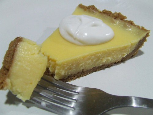 Dairy-Free Key Lime Pie from Cassidy's Craveable Creations