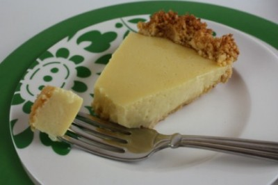 Key Lime Pie from Lynn's Kitchen Adventures