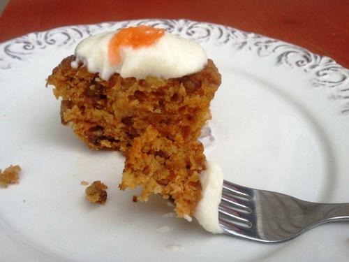 Gluten-Free Carrot Cake from Gluten Free Fix
