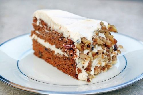 Gluten-Free Carrot Cake from Primal Palate