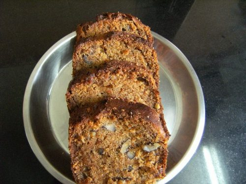 Gluten-Free Carrot Cake from The Healthy Apple