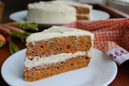 Gluten-Free Carrot Cake from Zenbelly