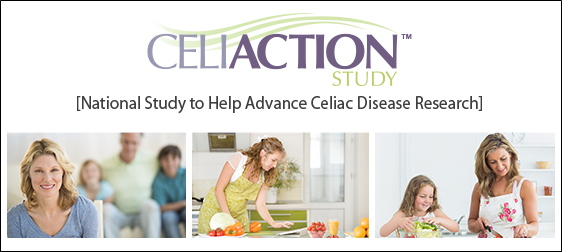 CeliAction Study Post National Study to Help Advance Celiac Disease Research