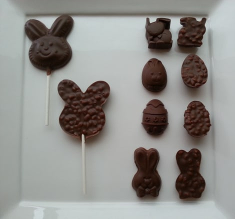 Easter Crackle Candy from Gluten and Dairy Free Bakehouse