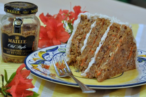 Gluten-Free Carrot Cake with Secret Ingredient GFJules
