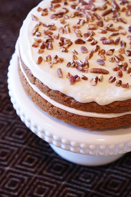 Gluten-Free Carrot Zucchini Cake Sarah Bakes Gluten-Free Treats