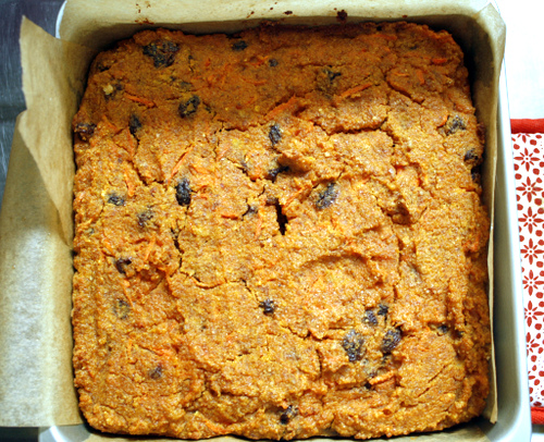 Sumo Carrot Cake from Eat Recycle Repeat
