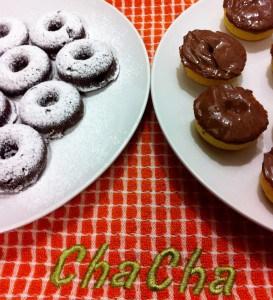 Mini Donuts Cha Cha's Gluten-Free Kitchen