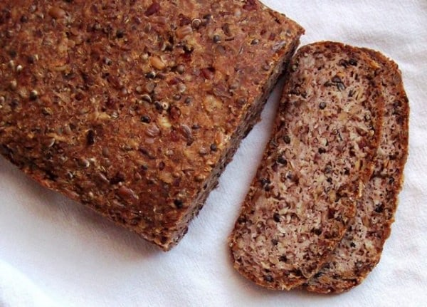 Seed Bread and Caraway Crackers from Free Range Cookies