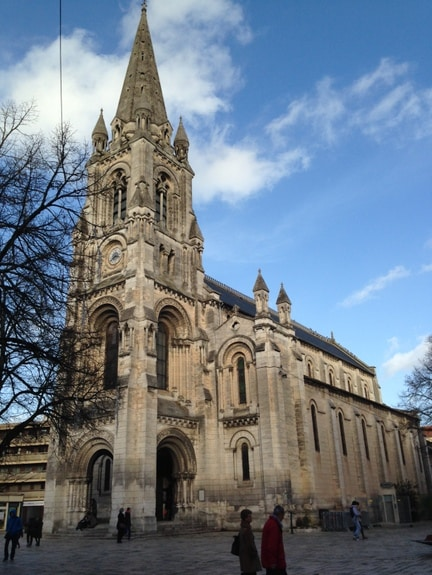Angouleme France Church Architecture