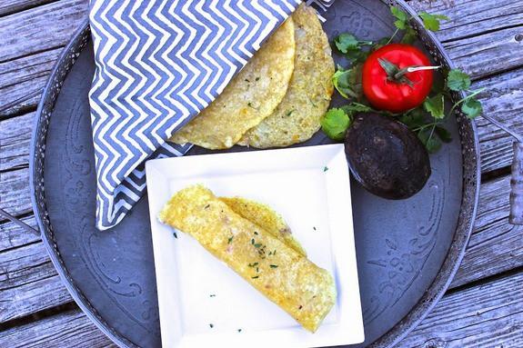 Baked Paleo Tortillas Predominantly Paleo