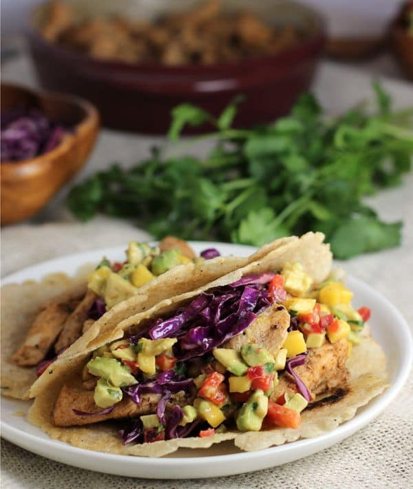 Corn-Free and Gluten-Free Tortillas Worth Cooking