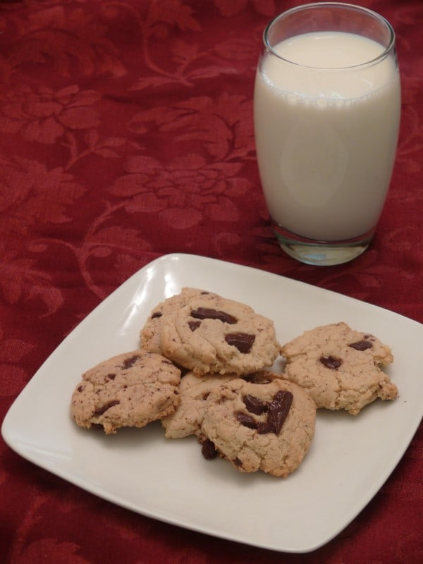 Divine Chocolate Chip Cookies Gluten Free Goodness