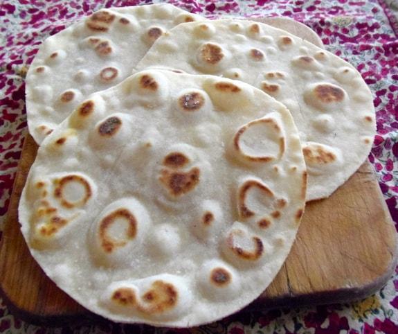 Flour Tortillas from Art of Gluten-Free Baking