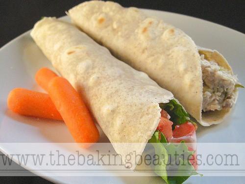 Flour Tortillas The Baking Beauties
