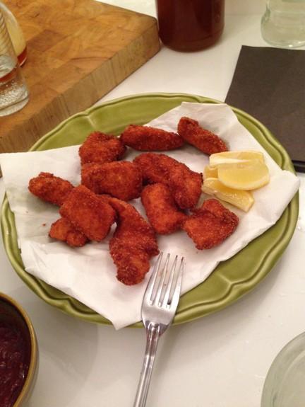 Gluten-Free Chicken Nuggets City Gite Jarnac France