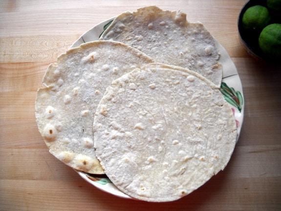 Gluten-Free Flour Tortillas Cybele Pascal