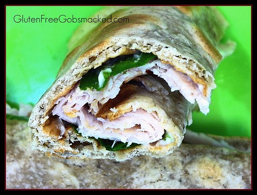 Gluten-Free Mock Lavash Gluten-Free Gobsmacked