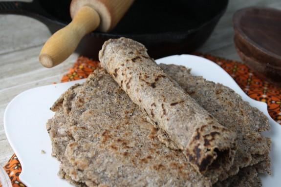 Gluten-Free Whole Grain Tortillas from Tessa The Domestic Diva