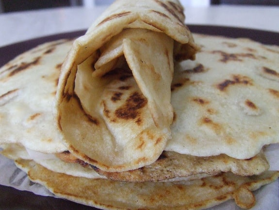 Grain-Free Tortillas from Cassidy's Craveable Creations