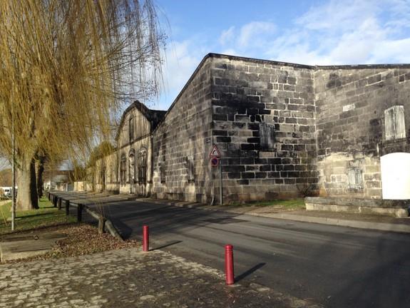 Stone Building Jarnac France