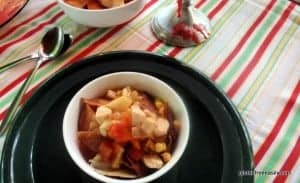 Tortilla Soup Close-up Gluten Free Easily