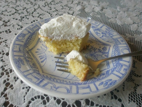 "The following is just one review of this Tres Leches Cake: ""I just made this yesterday to take to a party. WHAT A HIT!!! No one could tell it was a gluten free recipe."" … ""the texture and flavor were excellent."""