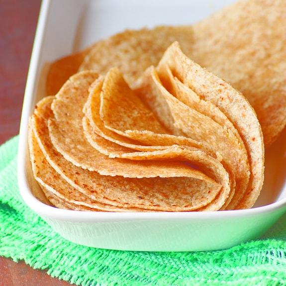 Gluten-Free Vegan Tortillas from Lexie's Kitchen