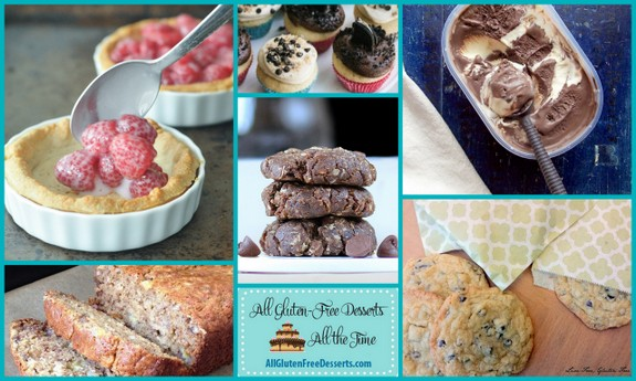 All Gluten-Free Desserts Recipes