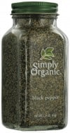 Simply Organic Black Pepper