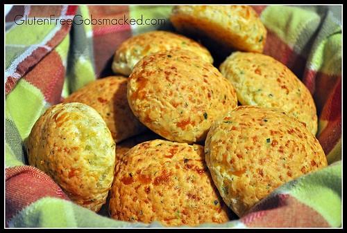 Brazilian Cheese Bread Rolls Gluten-Free Gobsmacked