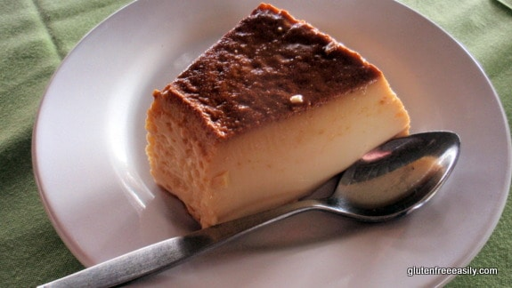 Caramel Custard Flan Casa del Mar