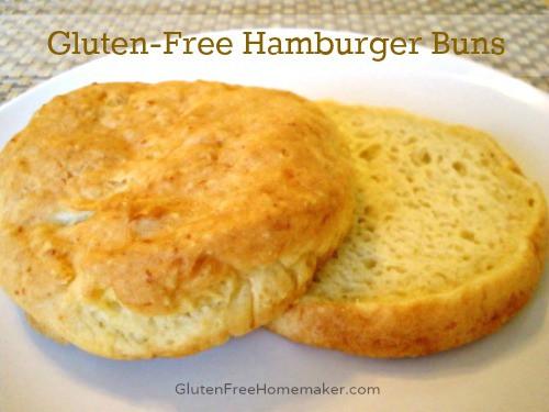Gluten-Free Hamburger Buns Gluten-Free Homemaker