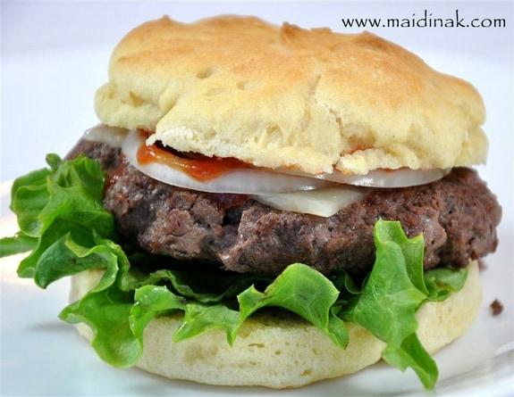 Gluten-Free Hamburger Rolls Allergy Free Alaska