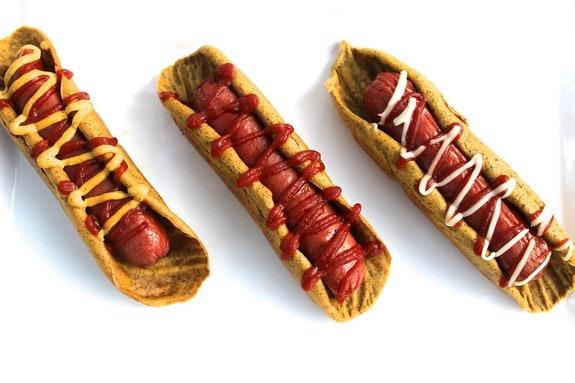 Gluten-Free Paleo Hot Dog Rolls Predominantly Paleo