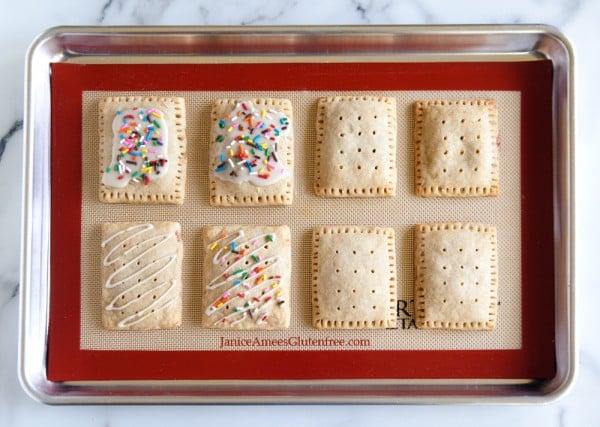 Janice Amees Gluten-Free Pop Tarts