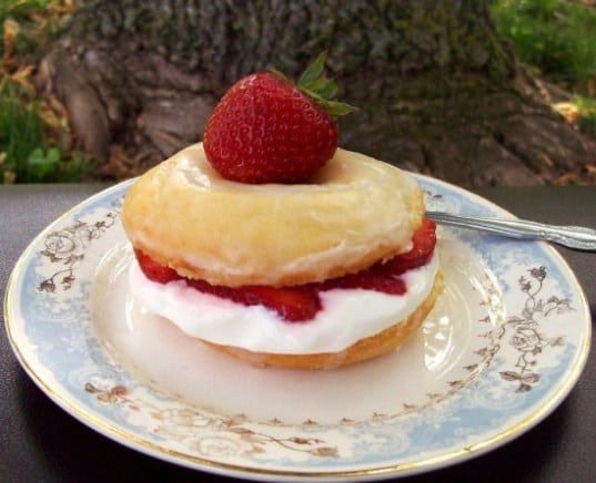 Lemon Donut Strawberry Shortcake Free Range Cookies