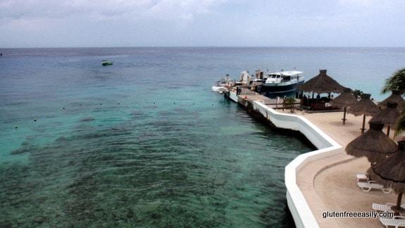 A Manmade Beach Beside a Great Snorkeling Area Casa del Mar Cozumel