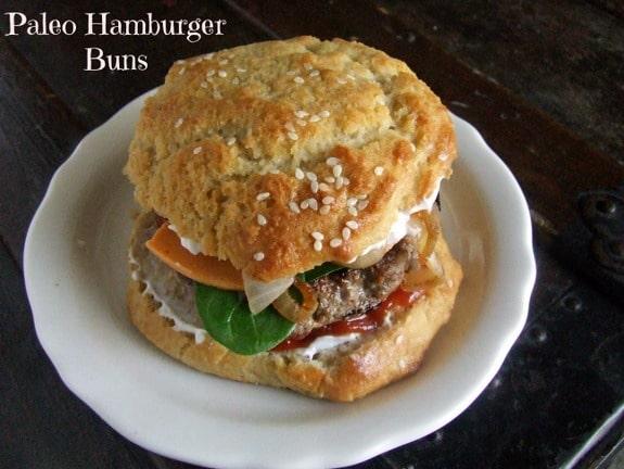 Paleo Hamburger Buns Cassidy's Craveable Creations