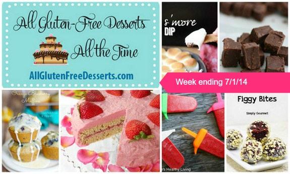 All Gluten-Free Desserts Week Ending 070114